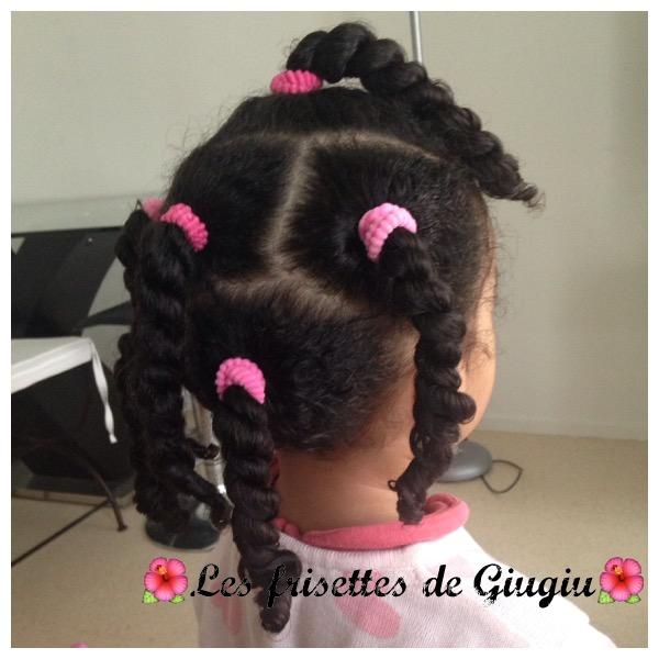 Coiffures Pour Nos Enfants Aux Cheveux Crepus Et Frises Enfant