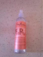 Le detangle de Shea moisture Kids