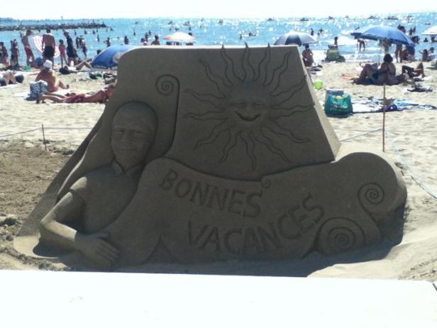 Vacances à Nimes