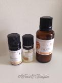 Les huiles pour vaporisateur hydratant & bouclant