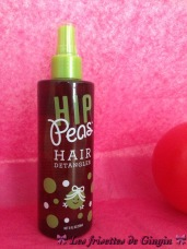 le démelant spray hip Peas