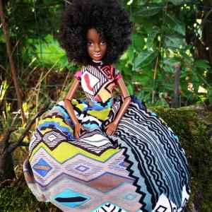poupée Muna Mboa