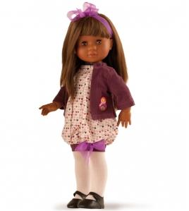 paola кукла reina amor надеты на платье