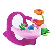 Smoby - Siège de bain - Cotoons - Rose