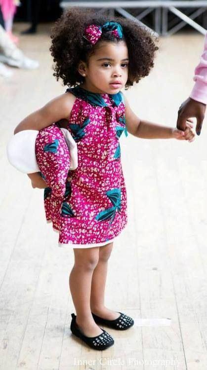 Le Wax Pour Accessoiriser Nos Enfants Enfant M Tisse Leurs Cheveux