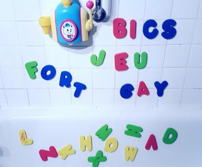 26 lettres d'alphabets