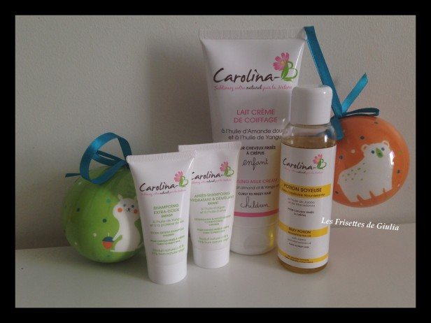 Kit Carolina B enfant