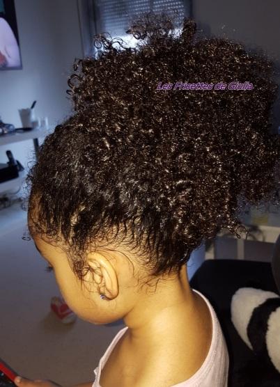 apres le shampoing demelant Noire o naturel