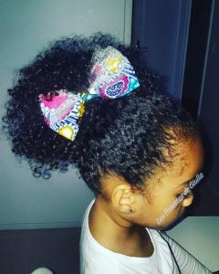Accessoires cheveux en wax Kimy Jolie