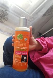 Uterkram shampo enfant
