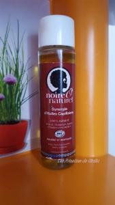 Synergies d'huile capillaire de Noire ô Naturel