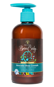 Avocado Shea Co wash As i am born Curly